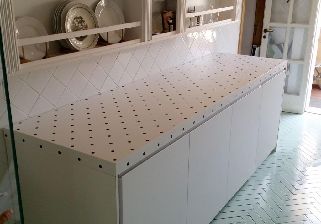 Cucina top corian - Piano cucina in corian prezzi ...