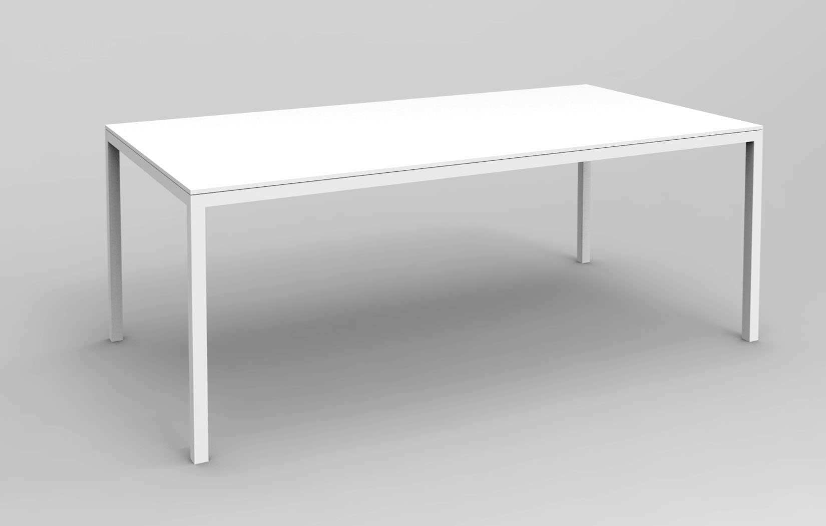 Lune design tavolo in corian© ultra light