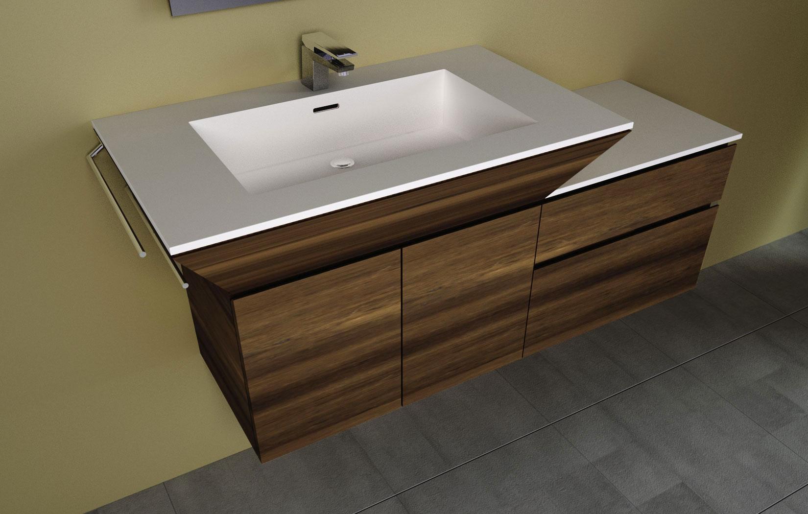 Lune design lavabo da bagno 39 refin 39 - Piani lavabo bagno ...